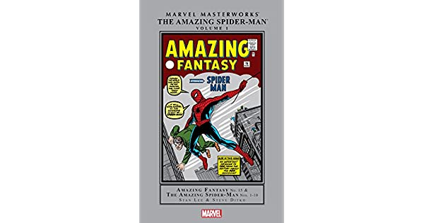 Amazing Spider-Man Masterworks Vol  1 (Marvel Masterworks) (English
