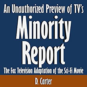 minority report book summary Social oppression and philosophical uncertainty define the noir atmosphere of spielberg's least overtly religious science-fiction film.