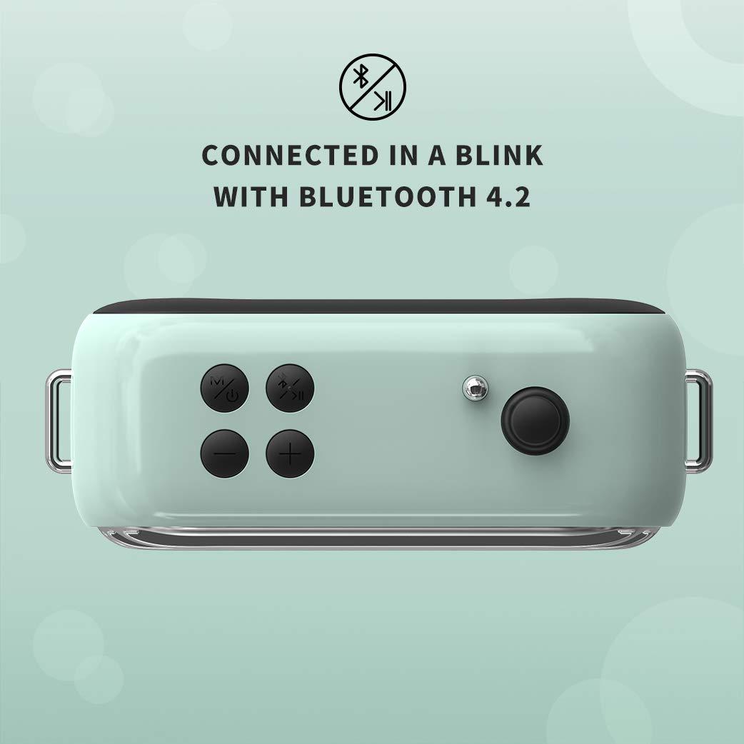Altavoz Bluetooth vintage - Altavoz Bluetooth de moda, altavoz ...