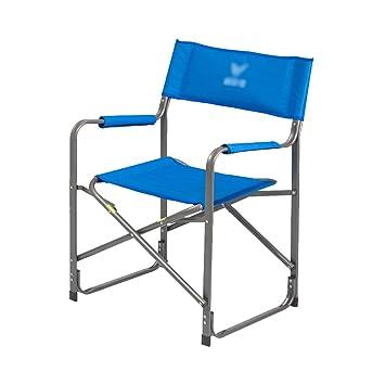 Chairs Silla Plegable Portátil con Respaldo Ocio Silla de Pesca ...