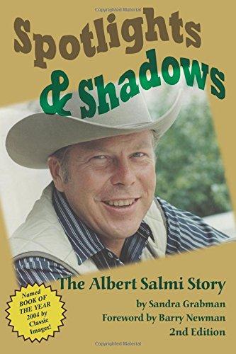 Read Online Spotlights & Shadows: The Albert Salmi Story pdf
