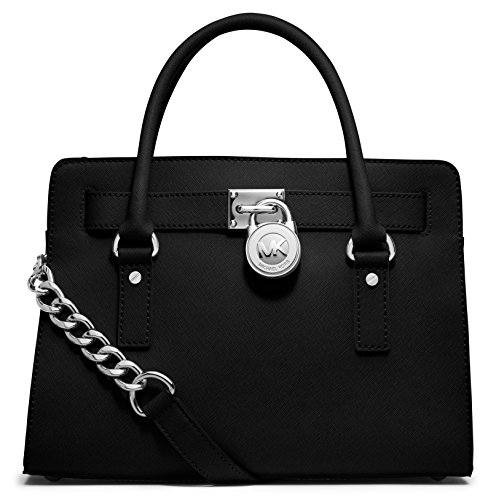michael-kors-hamilton-saffiano-leather-e-w-satchel-black-silver
