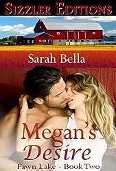 Megan's Desire [Fawn Lake Series #2] (English Edition)