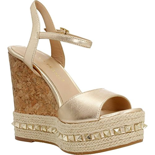 Sandalias y chanclas para mujer, color gold , marca BRUNO PREMI, modelo Sandalias Y Chanclas Para Mujer BRUNO PREMI K6002X Gold