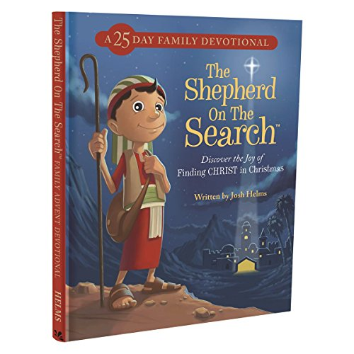 Shepherd On the Search - 25 Day Family Devotional Advent Book