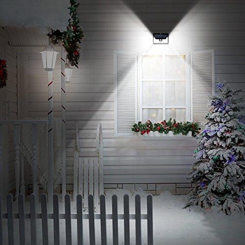superb exterior house lights 4. Litom-SOLAR-LIGHTS-OUTDOOR-24-LEDs-Super-Bright- Superb Exterior House Lights 4 O