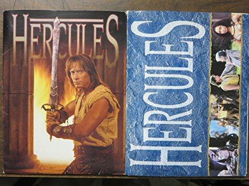 Hercules: the Legendary Journeys Season 4 + 5 Press Kit Lot 1997-98 USA Network