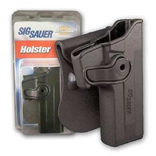 SigTac Paddle Retention Holster for P226 w/Rail, Black -