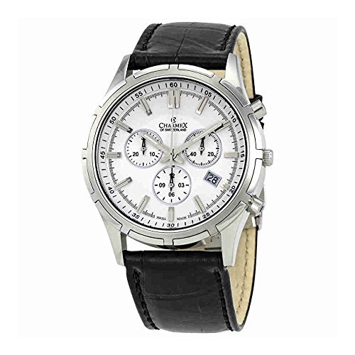 Charmex of Switzerland Hockenheim Chronograph Mens Watch 2840