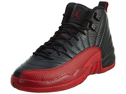 Red Varsity Noir Black black On Nike Gar varsity De Red ball Espadrilles Basket wpPBP