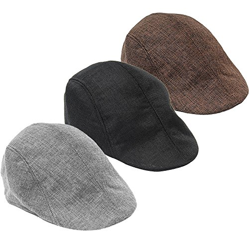 YING LAN Herringbone Newsboy Driving product image