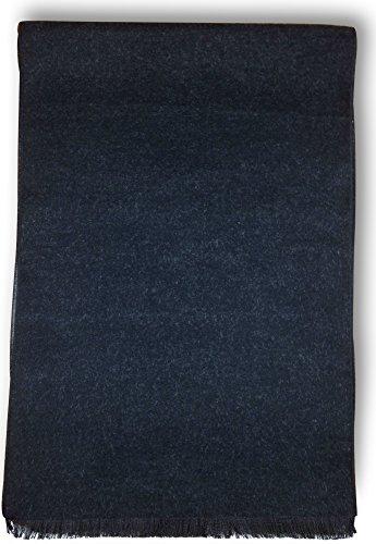 Bleu Nero Luxurious Winter Scarf Premium Cashmere Feel Unique Design Selection