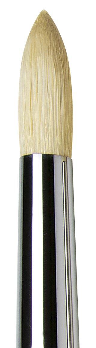 da Vinci Mural Series 5728 Maestro 2 Paint Brush, Round Hog Bristle with 40-Inch Handle, Size 20