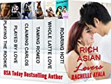 Rich Asian Lovers: Spicy After Dark: 6 Hot and Fun Asian American Romance Boxed Set