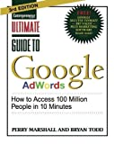 img - for Ultimate Guide to Google AdWords by Marshall, Perry Published by Entrepreneur Press 3rd (third) edition (2012) Paperback book / textbook / text book
