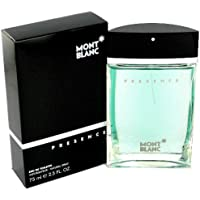 Perfume Mont Blanc Presence Edt. 75ml - 100% Original.
