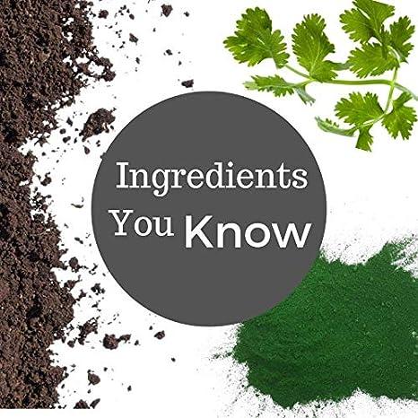 Baseline Nutritionals Metal Magic - chlorella, Cilantro, Black fulvic Acid