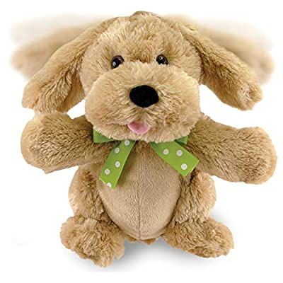 My Little Puppy Animated Clap Your Hands Singing Plush Puppy Toy: Toys & Games