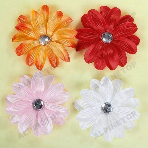 Pinwheel Brooch Pin - Lady Bridal Glirs Baby Lily Flower Hair Clip Pin Bow Brooch