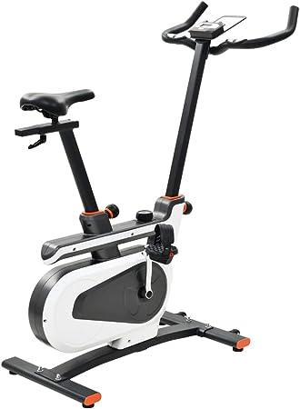 Tidyard Bicicleta estática magnética con pulsómetro Bicicleta de ...