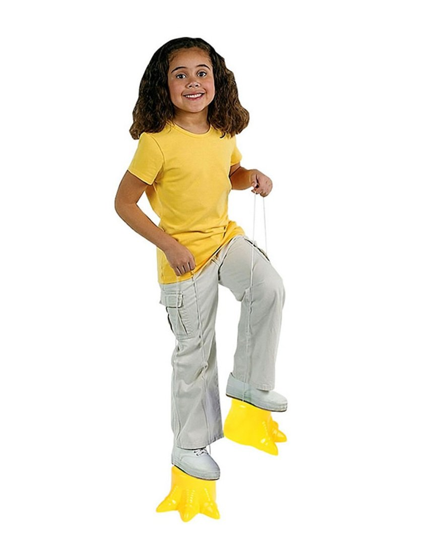 Itemship- Dinosaur stilts Children sensory integration training equipment outdoor indoor sports Lawn Games