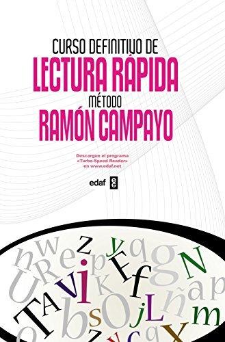 Curso definitivo de lectura rápida. Método ramón Campayo: Amazon.es: RAMÓN CAMPAYO: Libros