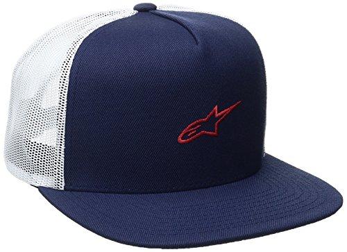 ALPINESTARS Men's Amigo Trucker Hat, Navy, One Size
