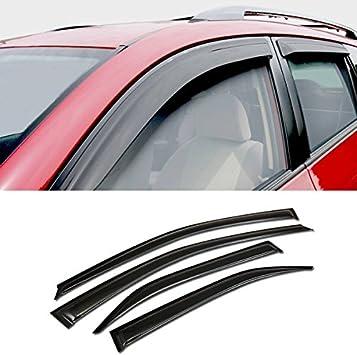 New for Toyota Camry 2002-2006 Window Visor Rain Guard Smoke Shade Deflector 4pc