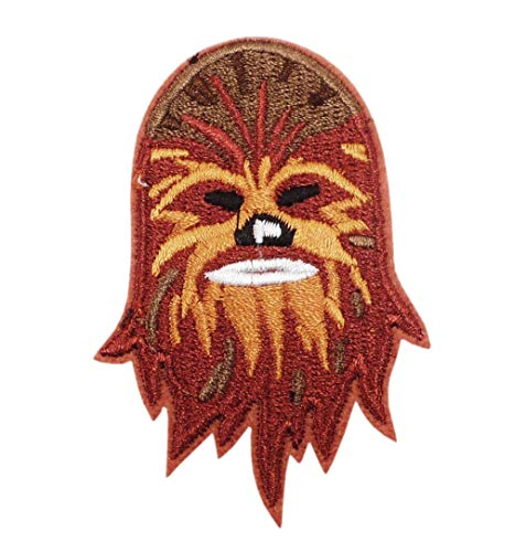 Chewbacca Star Wars Iron ON Patch -