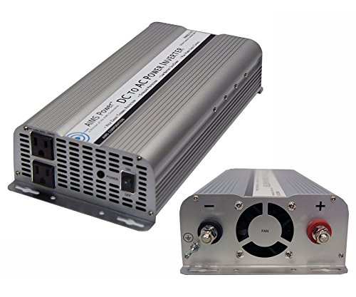 Aims Labs Power PWRB2500 Modified Sine Wave Value Power I...