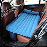 XElectron® Car Inflatable Bed (Light_Blue)