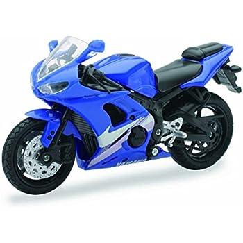 Amazon.com: New 1: 18 Maisto – Maqueta de motocicleta ...