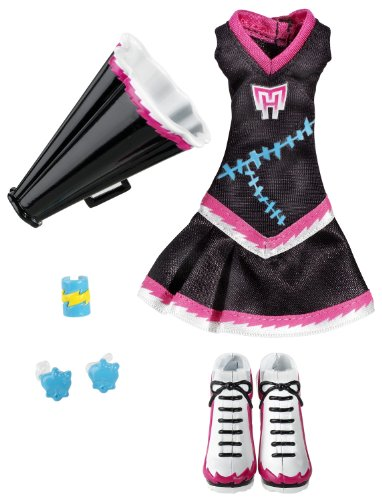 Monster High School Spirit Scream Uniforms Frankie Stein]()