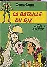 Lucky Luke - La Bataille du Riz par Morris