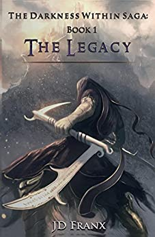 Legacy Darkness Within Saga Book ebook product image