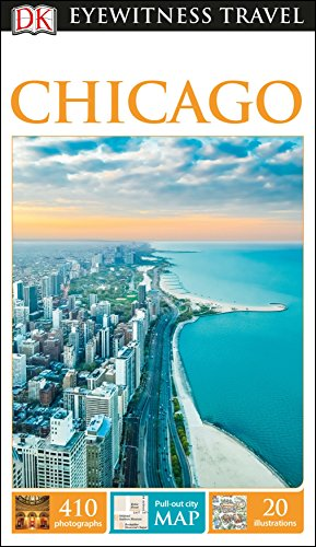Which are the best chicago travel guide 2018 available in 2019?