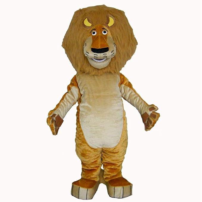 Amazon.com: Mascota de león de Madagascar divertida para ...