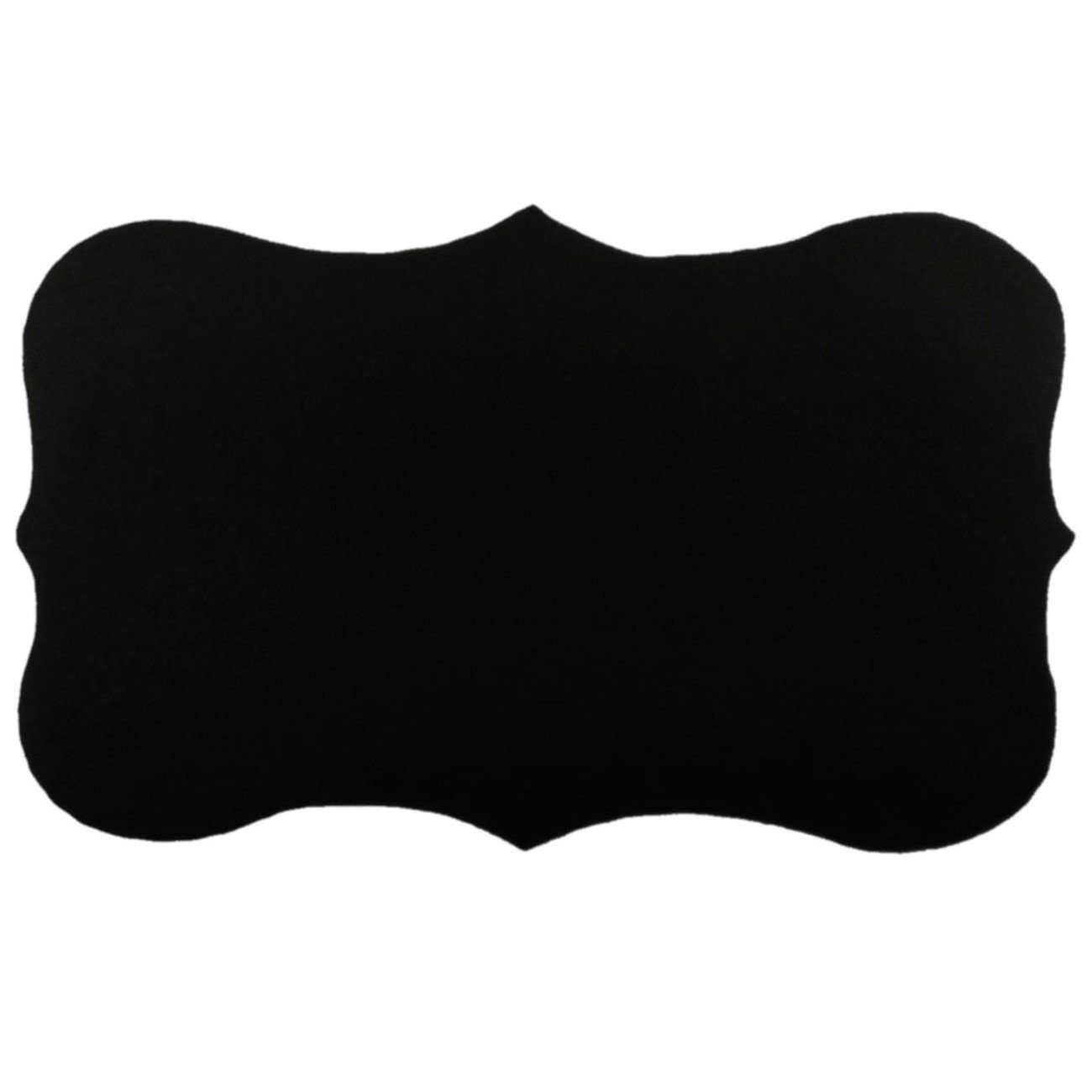 Amazon Wrapables Fancy Rectangle Chalkboard Labels Stickers With Chalk Marker 325 By 2 Inch Set Of 36 Home Kitchen