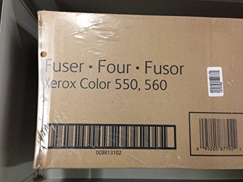 Xerox Color 550/560 Fuser Unit Photo #2