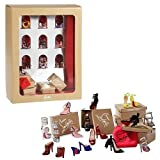 Christian Louboutin Shoe Pack by Mattel