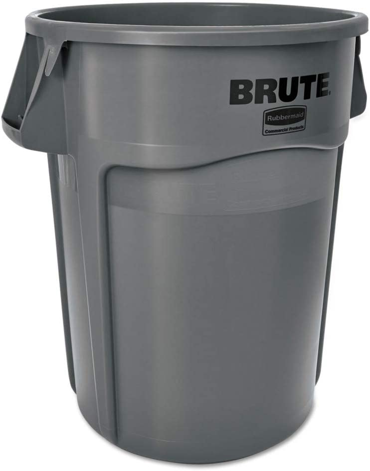 Rubbermaid Commercial 2655 Brute Round Container