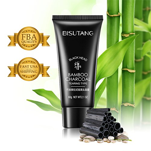 Mountain Source: Blackhead Remover | Deep Cleaning Purifying Peel Off Black Mask | Facial Cleansing Gel Mask| Purifying Charcoal | Charcoal Peel Strip Mask | Mud Facial Mask Pure Peel Off Mask