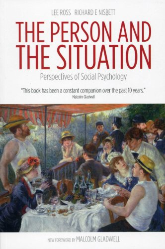 the power of situations ross and nisbett By lee ross, richard e nisbett, richard nisbett | read reviews person and the situation / edition 1 available in paperback the power of the situation.