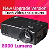 Optical Zoom 300inch 2500ANSI fuLI