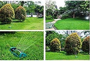 Dbtxwd Juego de rociadores para jardín con rociadores para jardín, con Conector y tubería de riego para el Sistema de riego para Jardines de jardín,20m: Amazon.es: Hogar