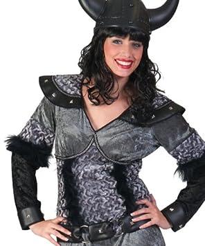 Kostum Wikinger Dame Yma Grosse 44 46 Wikingerkostum Damen
