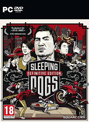 Sleeping Dogs - Definitive Edition [Importación Francesa]