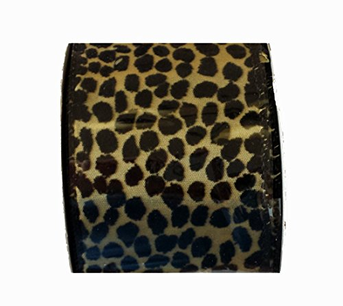 leopard-print-wired-edge-crafting-ribbon-30-feet