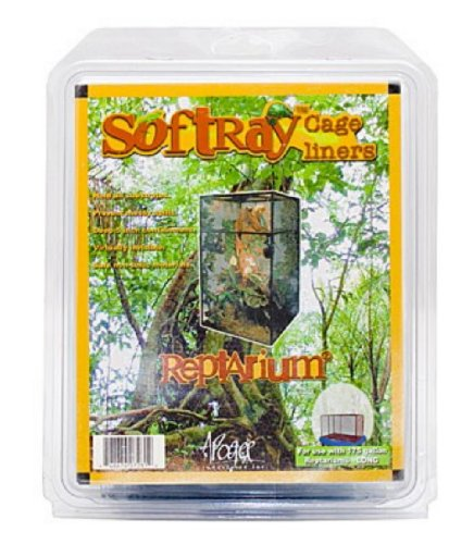 - Softray Cage Liners for 175 gallon Reptarium LONG