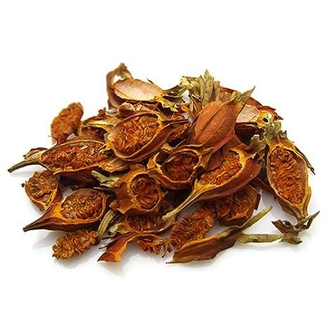 Amazon Com Dried Fruit Gardenia Jasminoides Chee Ja 3oz